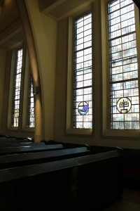 Buntglasfenster VII