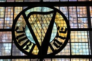 Buntglasfenster IV