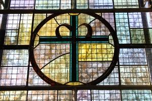 Buntglasfenster II
