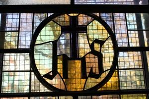 Buntglasfenster VI