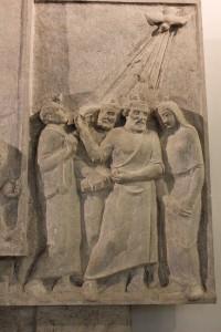 Der dreigeteilte Altar, rechts